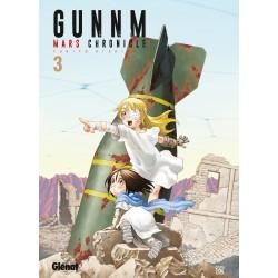 GUNNM MARS CHRONICLE T03 - Manga au prix de 7,60€