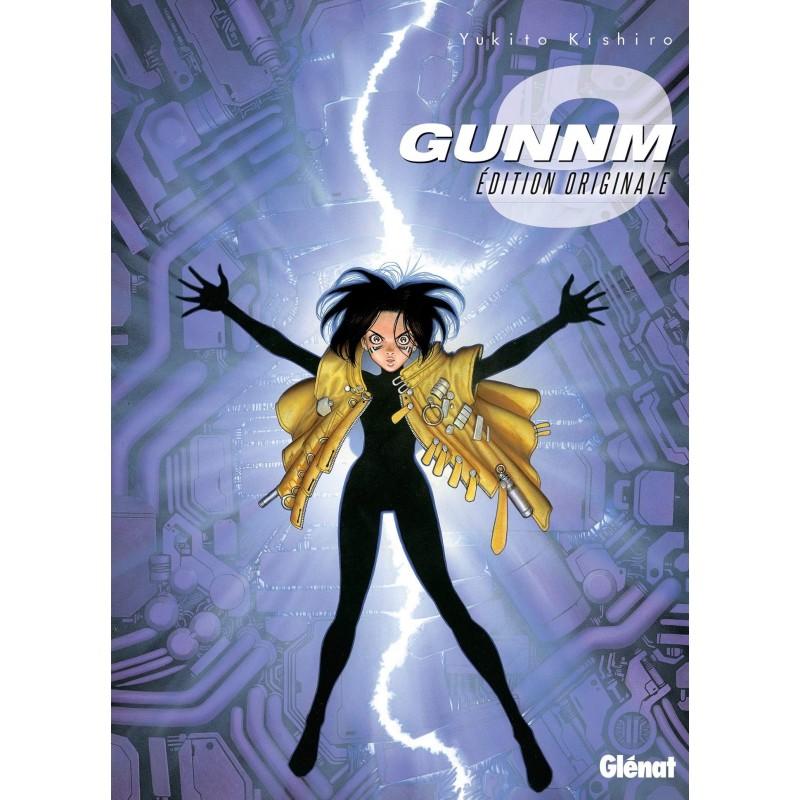 GUNNM T09 - Manga au prix de 7,60€