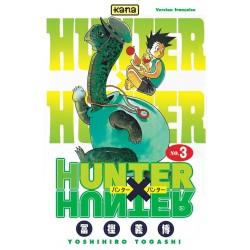 HUNTER X HUNTER T03 - Manga au prix de 6,85€