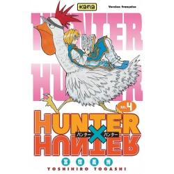 HUNTER X HUNTER T04 - Manga au prix de 6,85€