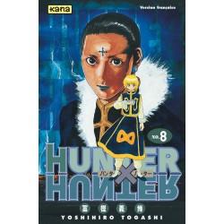 HUNTER X HUNTER T08 - Manga au prix de 6,85€
