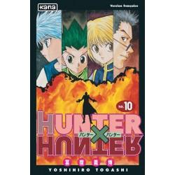 HUNTER X HUNTER T10 - Manga au prix de 6,85€