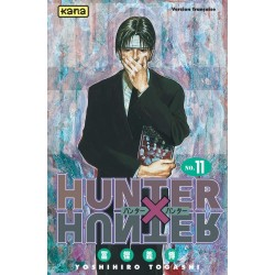 HUNTER X HUNTER T11 - Manga au prix de 6,85€