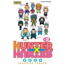 HUNTER X HUNTER T12 - Manga au prix de 6,85€