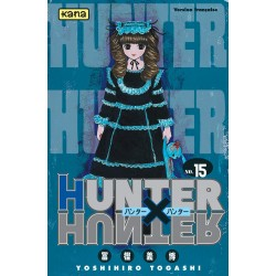 HUNTER X HUNTER T15 - Manga au prix de 6,85€