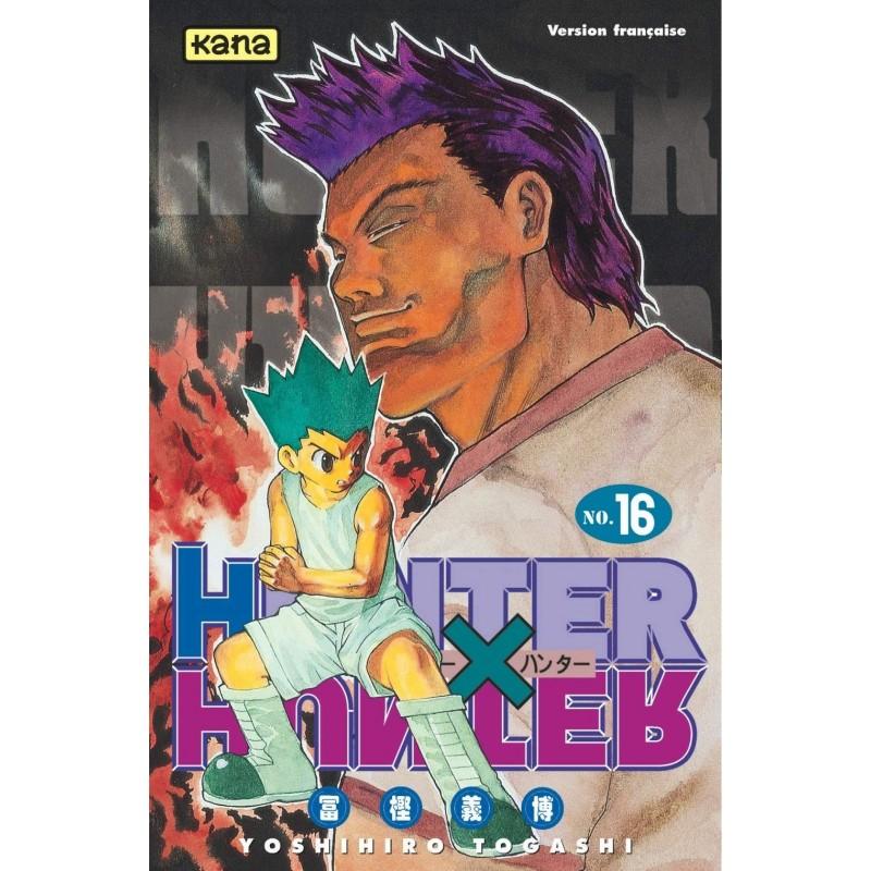 HUNTER X HUNTER T16 - Manga au prix de 6,85€
