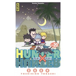 HUNTER X HUNTER T20 - Manga au prix de 6,85€