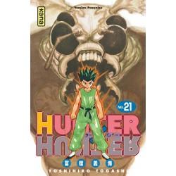 HUNTER X HUNTER T21 - Manga au prix de 6,85€