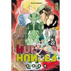 HUNTER X HUNTER T22 - Manga au prix de 6,85€