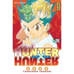 HUNTER X HUNTER T26 - Manga au prix de 6,85€