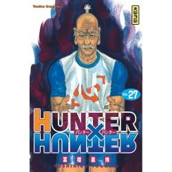 HUNTER X HUNTER T27 - Manga au prix de 6,85€