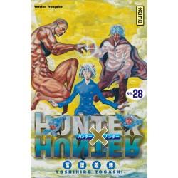 HUNTER X HUNTER T28 - Manga au prix de 6,85€