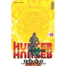 HUNTER X HUNTER T29 - Manga au prix de 6,85€
