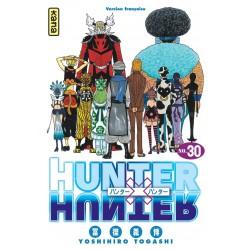 HUNTER X HUNTER T30 - Manga au prix de 6,85€