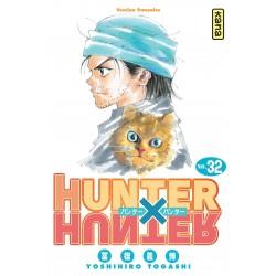 HUNTER X HUNTER T32 - Manga au prix de 6,85€