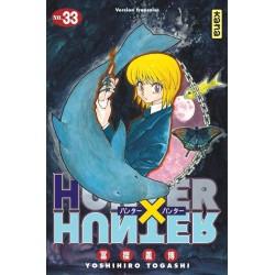 HUNTER X HUNTER T33 - Manga au prix de 6,85€