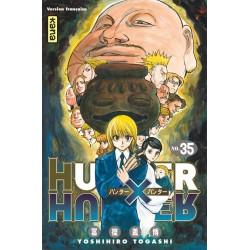 HUNTER X HUNTER T35 - Manga au prix de 6,85€