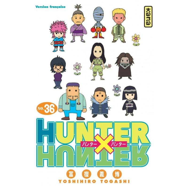 HUNTER X HUNTER T36 - Manga au prix de 6,85€