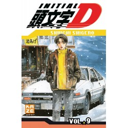 INITIAL D T09 - Manga au prix de 6,89€