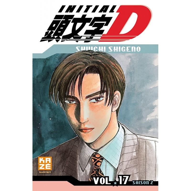 INITIAL D T17 - Manga au prix de 6,89€
