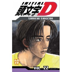 INITIAL D T22 - Manga au prix de 6,89€