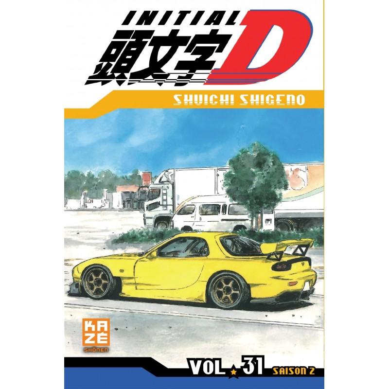 INITIAL D T31 - Manga au prix de 6,89€