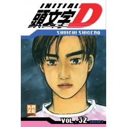 INITIAL D T32 - Manga au prix de 6,89€