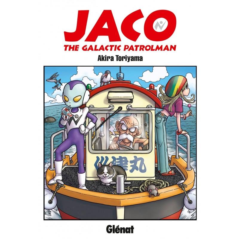 JACO THE GALACTIC PATROLMAN - Manga au prix de 10,75€