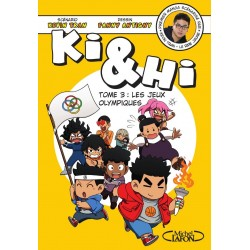 KI ET HI T03 LES JEUX OLYMPIQUES - Manga au prix de 9,95€