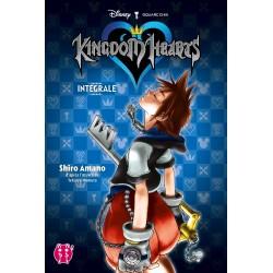 KINGDOM HEARTS VOL 1 L INTEGRALE T1 - Manga au prix de 10,90€