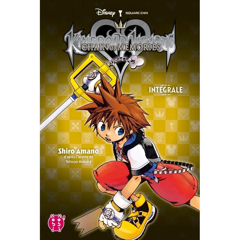 KINGDOM HEARTS VOL 2 L INTEGRALE T2 - Manga au prix de 10,90€