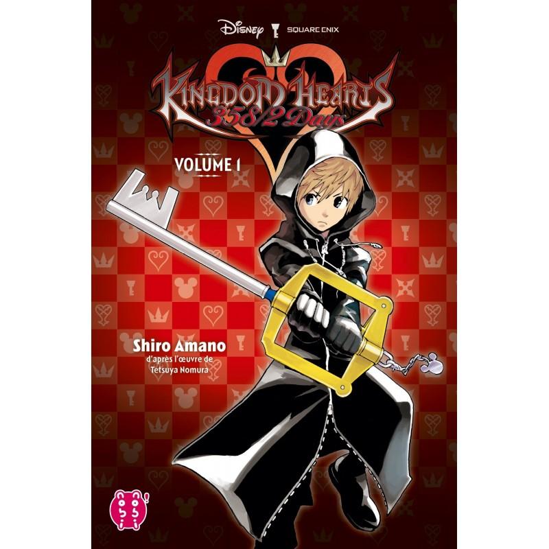 KINGDOM HEARTS 358 2 VOL 1 L INTEGRALE T3 - Manga au prix de 10,90€