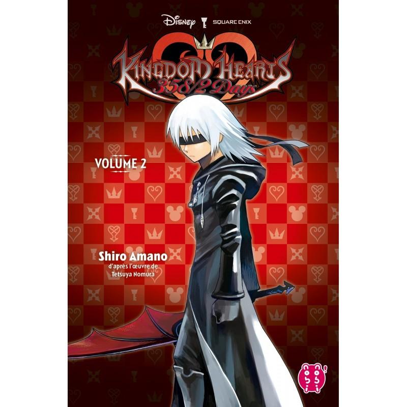 KINGDOM HEARTS 358 2 VOL 2 L INTEGRALE T4 - Manga au prix de 10,90€