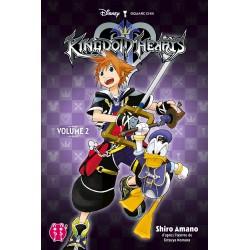 KINGDOM HEARTS II VOL 2 L INTEGRALE T6 - Manga au prix de 10,90€