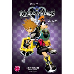 KINGDOM HEARTS II VOL 3 L INTEGRALE T7 - Manga au prix de 10,90€