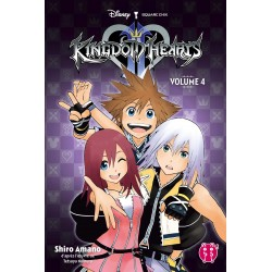 KINGDOM HEARTS II VOL 4 L INTEGRALE T8 - Manga au prix de 10,90 €