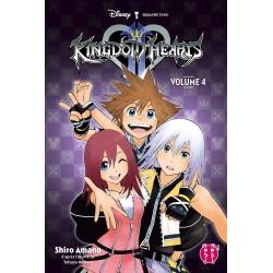 KINGDOM HEARTS II VOL 4 L INTEGRALE T8 - Manga au prix de 10,90€