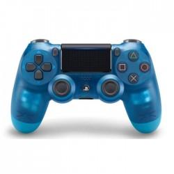MANETTE PS4 DUALSHOCK 4 V2 CRYSTAL BLUE OCC - Accessoires PS4 au prix de 44,95€