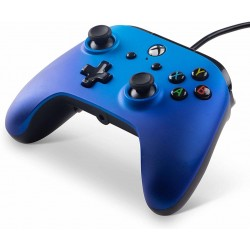 MANETTE FILAIRE XONE PC POWER A SAPPHIRE FADE - Accessoires Xbox One au prix de 29,95€
