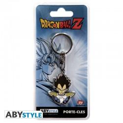 PORTE CLES DRAGON BALL Z VEGETA (METAL) - Porte Clés au prix de 6,95€
