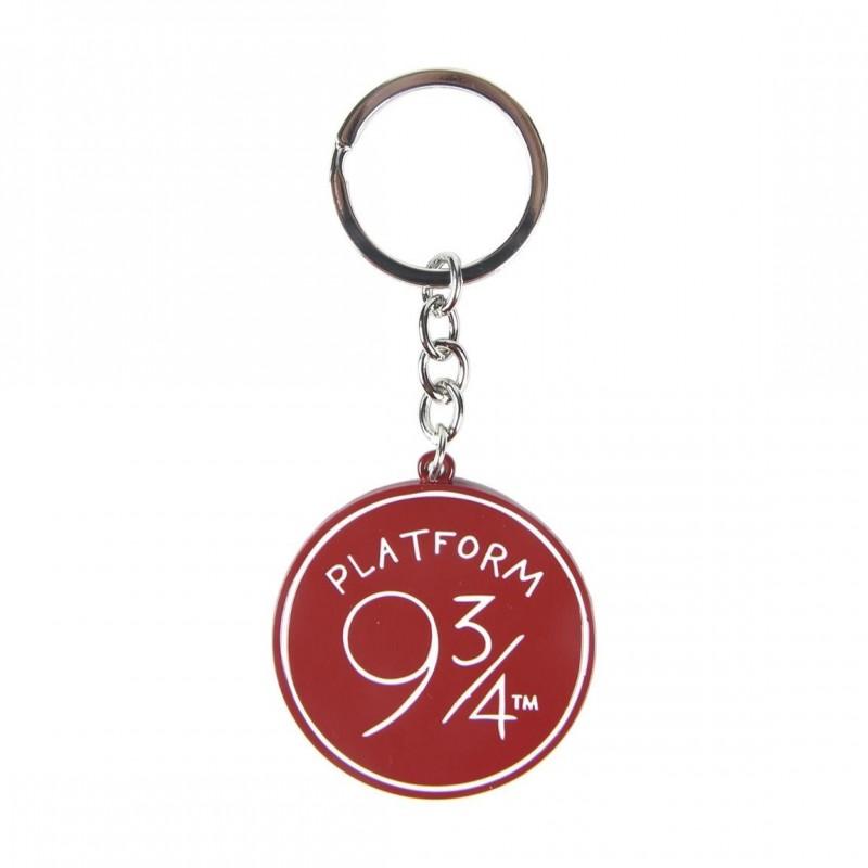 PORTE CLES HARRY POTTER PLATFORM 9 3 4 - Porte Clés au prix de 6,95€