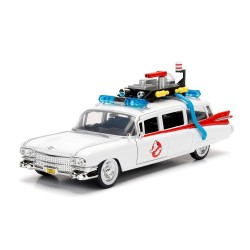 REPLIQUE GHOSTBUSTERS ECTO-1 1:24 - Figurines au prix de 29,95 €