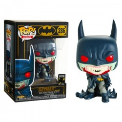 POP BATMAN 286 RED RAIN - Figurines POP au prix de 14,95 €