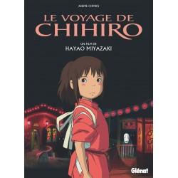 LE VOYAGE CHIHIRO - Manga au prix de 17,90€