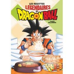 LES RECETTES LEGENDAIRES DE DRAGON BALL - Manga au prix de 20,00€