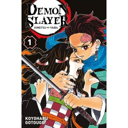 DEMON SLAYER T01 - Manga au prix de 6,99 €