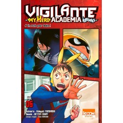 MY HERO ACADEMIA VIGILANTE T05 - Manga au prix de 6,90€