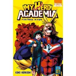 MY HERO ACADEMIA T01 - Manga au prix de 6,60€