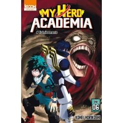 MY HERO ACADEMIA T06 - Manga au prix de 6,60€