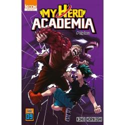 MY HERO ACADEMIA T09 - Manga au prix de 6,60€